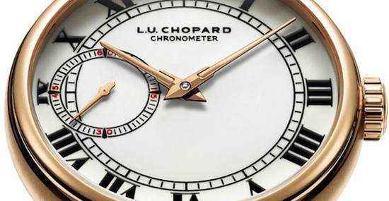 Chopard  L.U.C. 1963 is a limited edition, chronometer wristwatch