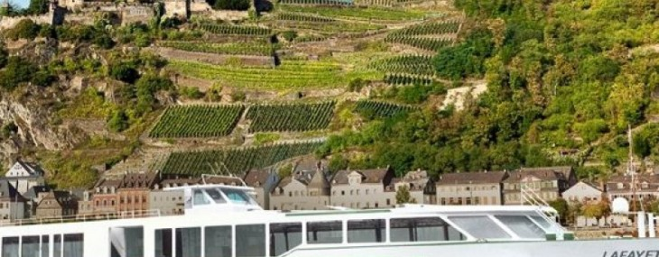 CroisiEurope To Launch Newest Member of its Rhine River Fleet, the MS Lafayette