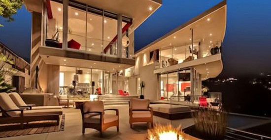 luxurious house in Los Angeles, worth $15 million