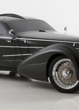 Delahaye USA Presented New Pacific Model