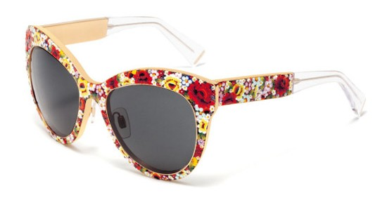 Dolce & Gabbana unveiled a new limited collection of sunglasses – Dolce & Gabbana Mosaico Collection