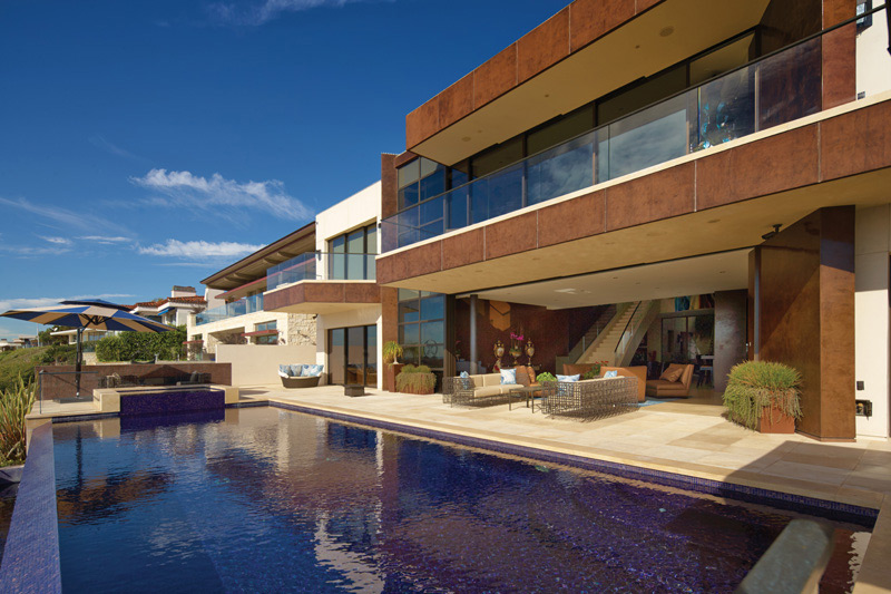 Custom View Home Dolphin Terrace Estate on Sale for $22 Million