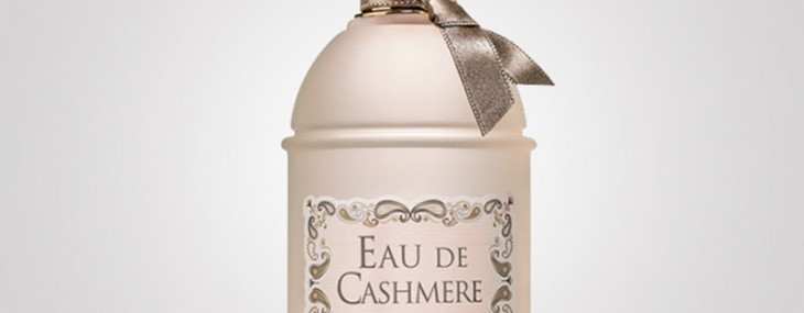 Guerlain's 'Eau de Cashmere' reserved for your wardrobe and insiders