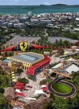 New Ferrari Land Theme Park Near Barcelona