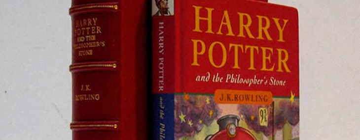 First edition of Harry Potter books are now selling for $50,000