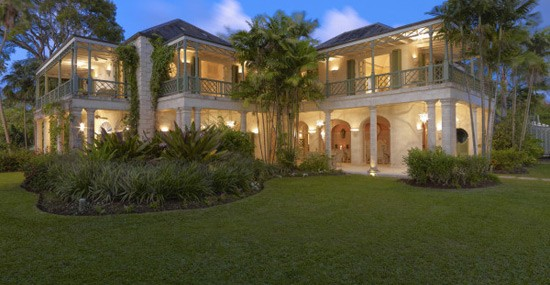Barbados Estate Lists for $55 Million