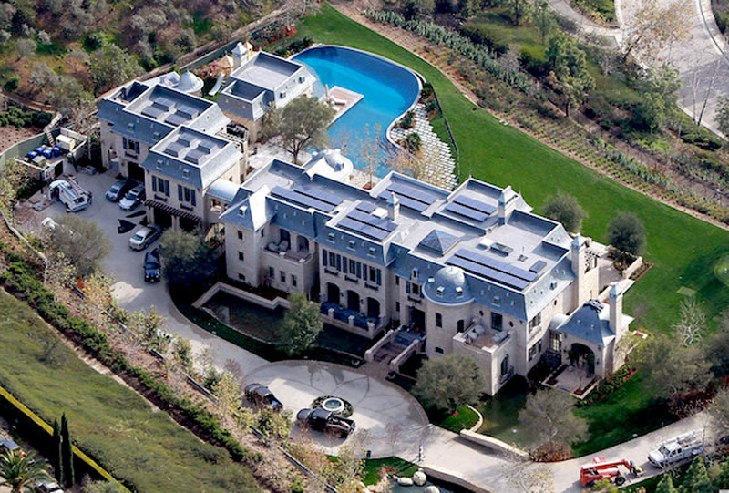 Tom Brady & Gisele Bundchen List L.A. Estate
