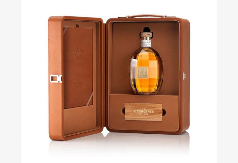 The $7,000 Glenrothes Single Cask 1969 No. 11485