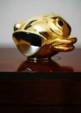 Golden Flappy Bird – Handmade 3D Figure On Auction