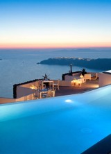 Award-winning Grace Santorini Hotel with Crazy Infinity Pool