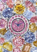 $55 Million Graff Diamonds' Hallucination – World's Most Expensive Timepiece