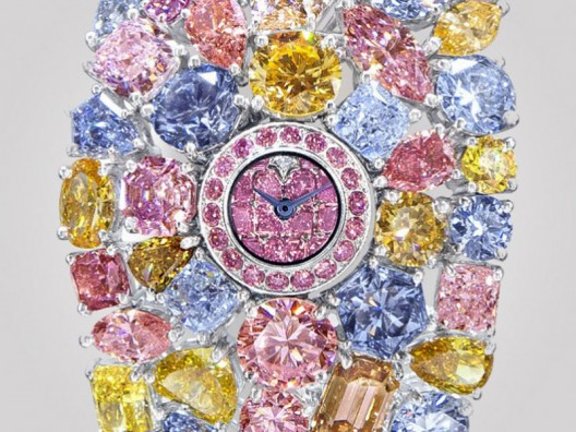 $55 Million Graff Diamonds' Hallucination - World's Most Expensive Timepiece