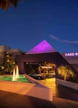 Broken Guitars Marked the Opening of of Hard Rock Palm Springs Hotel