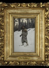 "Henry Farny's ""After Big Game"" Painting Could Fetch $120,000 at Cowan's Auctions"