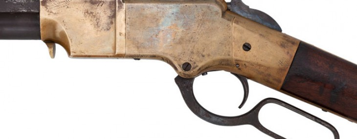 Henry Rifle Serial Number 345