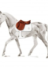 Now You Can Personalize Your Hermès Saddle