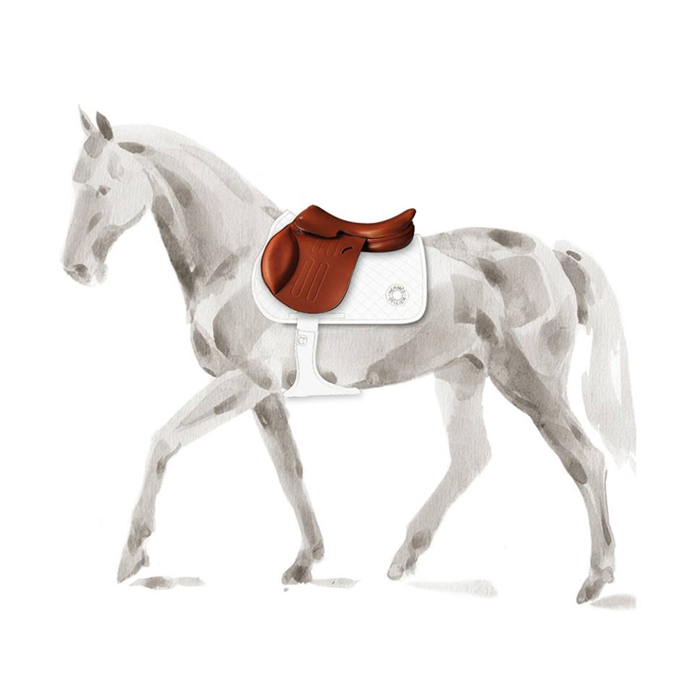 Ultimate Equestrian Accessory: Hermès Personalized Saddles