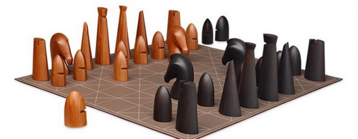Hermes Samarcande Giant Chess Set