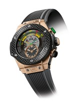 Hublot Big Bang Unico Bi-Retrograde Chrono – Official Watch of the 2014 FIFA World Cup