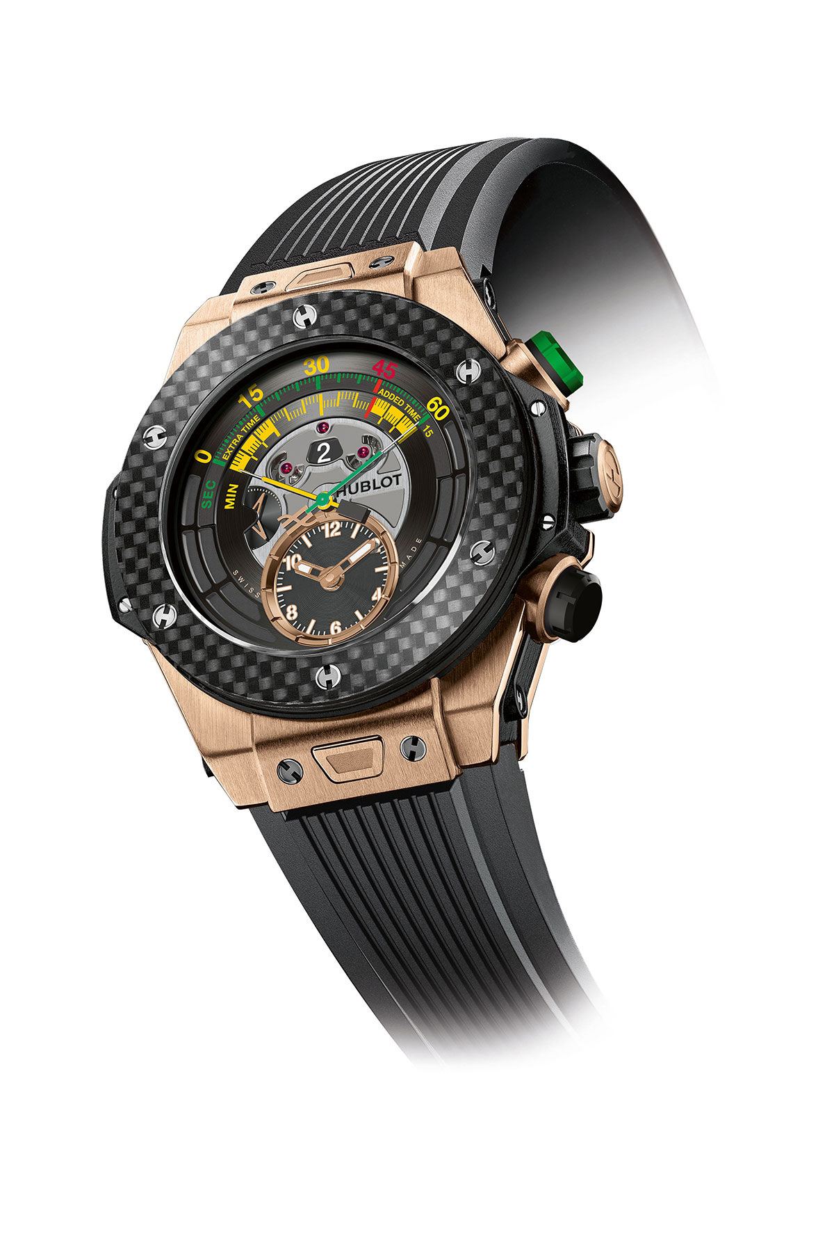 Hublot Big Bang Unico Bi-Retrograde Chrono - Official Watch of the 2014 FIFA World Cup