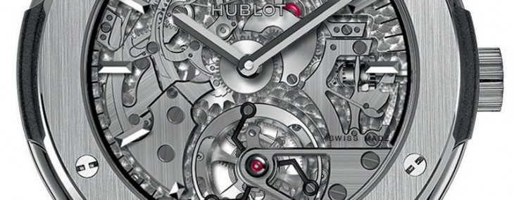 Hublot Classic Fusion Cathedral Tourbillon Minute Repeater