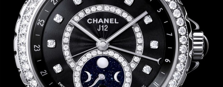 Chanel's New J12 Moonphase Watch