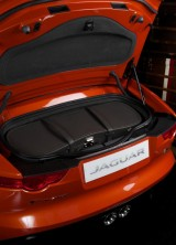 Jaguar And Moynat for Bespoke F-type Trunk