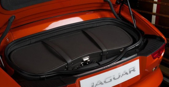 Jaguar collaborates with Moynat for bespoke luggage