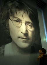 John Lennon's Largest Collection of Art Works Goes Under the Hammer