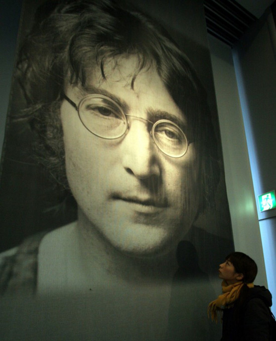 John Lennon's Largest Collection of Art Works to be Auctioned