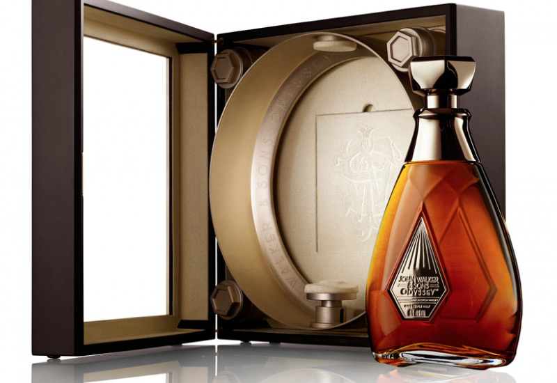 John Walker & Sons Odyssey Blended Scotch Whisky