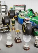 Jordan F1 Team Cars On Auction