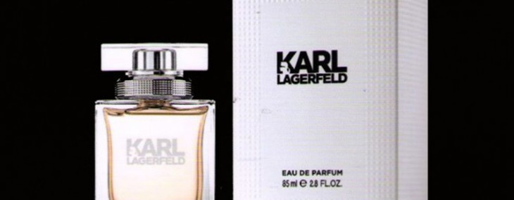 Karl Lagerfeld's First-Ever Fragrances For Both Sexes