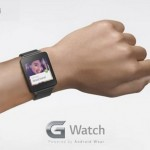 G Watch, The New Smartwatch From LG