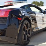 Lamborghini Gallardo Has Joined Los Angeles Police