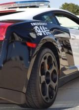 Lamborghini Gallardo Has Joined Los Angeles Police