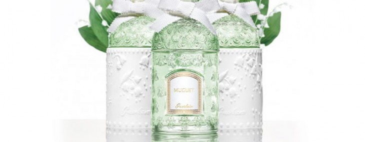 "Guerlain's limited edition Muguet 2014 fragrance celebrates ""Love"" and ""Spring"""