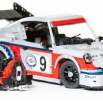 Porsche Racing Cars By LEGO