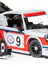 Porsche Racing Cars By LEGO