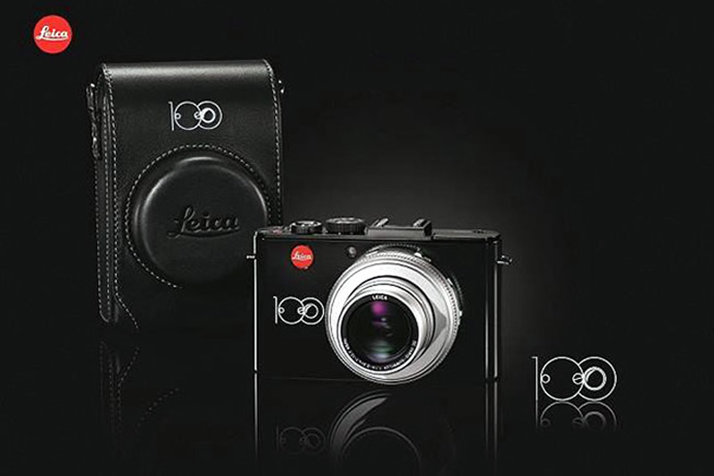 Leica D-Lux 6 Edition 100 celebrates the brands 100th anniversary
