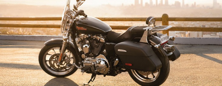 Harley-Davidson unveils the Low Rider and SuperLow 1200T
