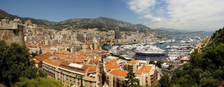 Luxury Estates in Monaco to Keep Track Formula 1 Grand Prix