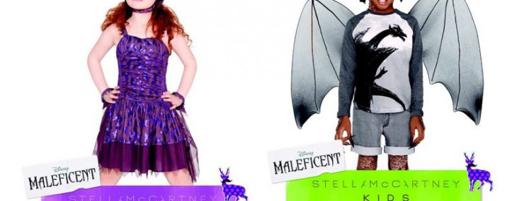 Angelina Jolie, Stella McCartney And Disney Launch A Capsule Collection For Kids