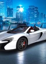 The New McLaren 650S Design Studio App