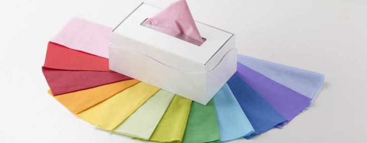 Japanese Launches World's Most Expensive Tissues