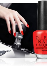 OPI Nail Lacquer Collection in Honor of Mustang's 50th Anniversary