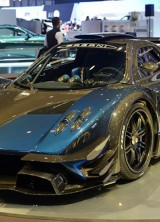 $5,000,000 Worth Pagani Zonda R