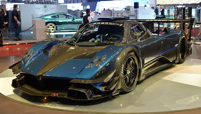 Captivating Pagani Zonda R Sold For $5,000,000 ...