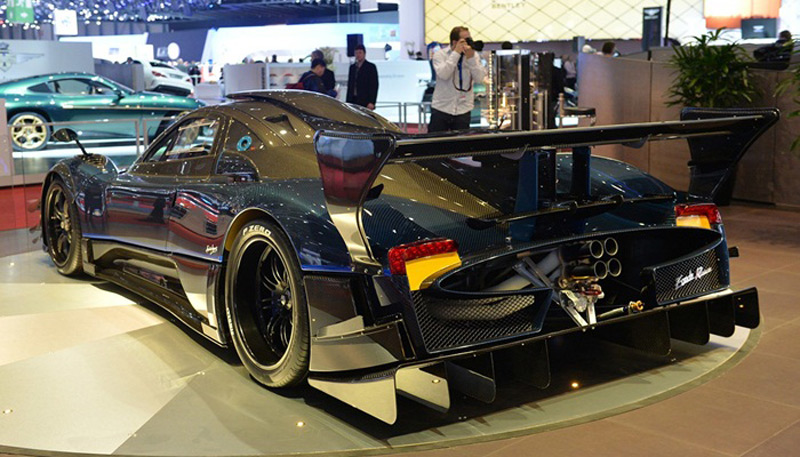 ... Pagani Zonda R Sold For $5,000,000