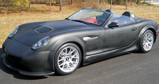 Panoz, the America's most exclusive custom sports car manufacturer